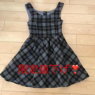 ラブトキシック(lovetoxic)の♡ラブトキシック ワンピース S  135(ワンピース)