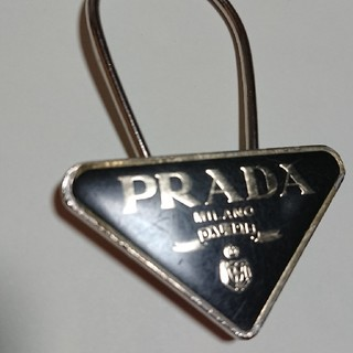 プラダ(PRADA)のPRADAキーリング(キーホルダー)
