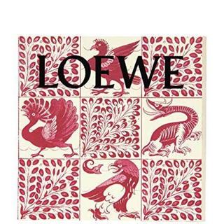 ロエベ(LOEWE)のSPUR 1月号特別付録 LOEWE シールつきアート・ノート(ノート/メモ帳/ふせん)