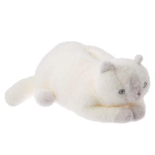 ジェラートピケ(gelato pique)のジェラートピケ 猫 ティッシュケース(ティッシュボックス)