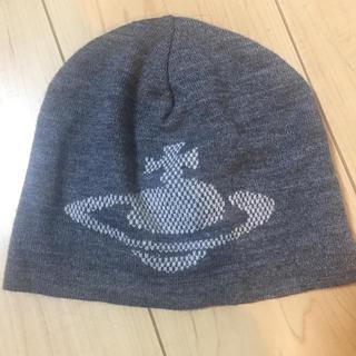 ヴィヴィアンウエストウッド(Vivienne Westwood)のヴィヴィアンウエストウッド ニット帽(帽子)