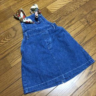 BREEZE - ブリーズ ジャンパー スカート  110cm