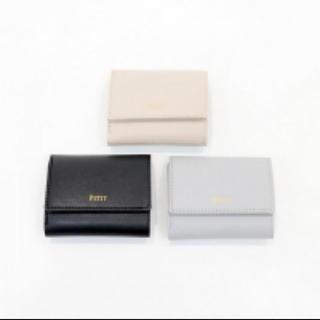 スリーコインズ(3COINS)の3COINS 折りたたみ財布(折り財布)