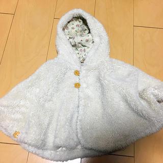 ニシマツヤ(西松屋)のベビー ポンチョ(ジャケット/コート)