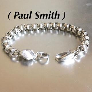 ポールスミス(Paul Smith)のPaul Smithポールスミス925silverブレスレット(ブレスレット)