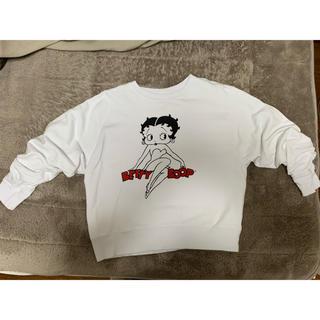 センスオブプレイスバイアーバンリサーチ(SENSE OF PLACE by URBAN RESEARCH)のベティちゃん 七分袖(Tシャツ(長袖/七分))