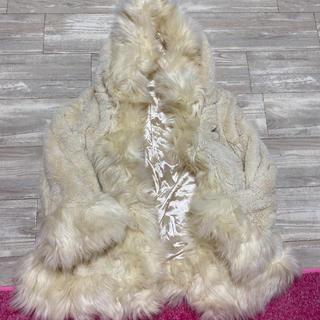 ダチュラ(DaTuRa)のDaTuRa バブリーファーコート(毛皮/ファーコート)