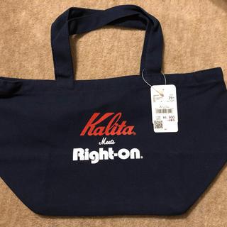 カリタ(CARITA)のカリタ & ライトオン 企画品  トートバッグ(トートバッグ)