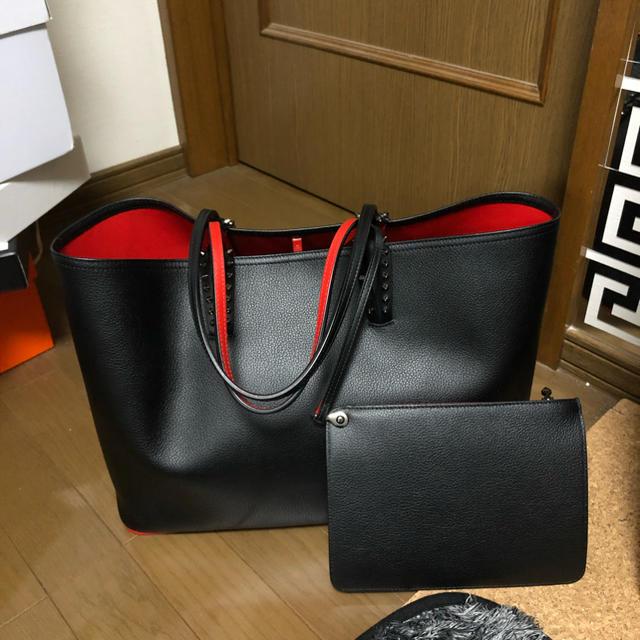 Christian Louboutin(クリスチャンルブタン)のcabata Tote BAG ルブタン メンズのバッグ(トートバッグ)の商品写真