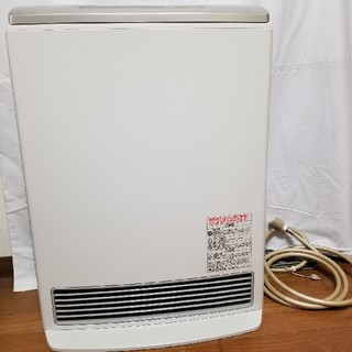 リンナイ(Rinnai)のリンナイ ガスファンヒーター ストーブ RC-T5801ACP 未使用(ファンヒーター)