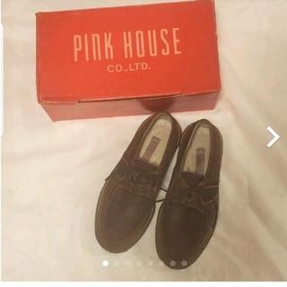 ピンクハウス(PINK HOUSE)のピンクハウス☆レザーシューズ(ローファー/革靴)