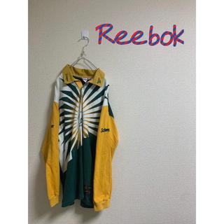 リーボック(Reebok)のReebok ラガーシャツ スウェット(スウェット)
