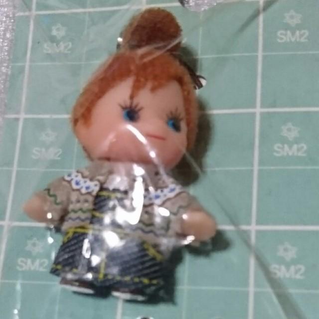 SM2(サマンサモスモス)のSM2 コスチュームキューピー マスコット 2個セット エンタメ/ホビーのおもちゃ/ぬいぐるみ(キャラクターグッズ)の商品写真