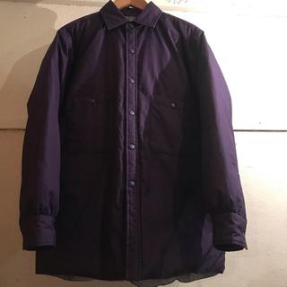 エンジニアードガーメンツ(Engineered Garments)のKAPTAIN SUNSHINE キャプテンサンシャイン ダウン シャツ(ダウンジャケット)