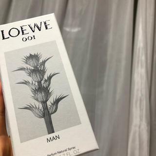 ロエベ(LOEWE)のloewe 001 man(香水(男性用))