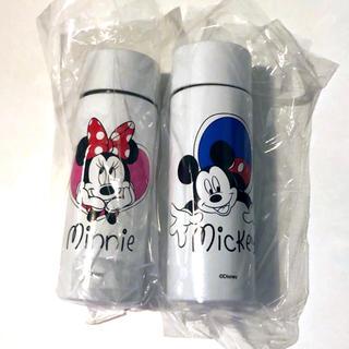 ミッキーマウス(ミッキーマウス)のミッキー ミニー 120ml ボトル(水筒)