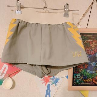 アンダーカバー(UNDERCOVER)のU×U裏起毛ショートパンツ♡未使用(パンツ/スパッツ)