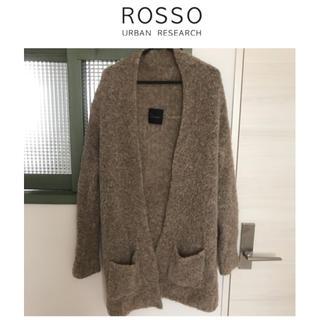 ロッソ(ROSSO)のアーバンリサーチ Rosso ☆ロングカーディガン(カーディガン)