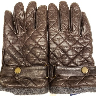 ポロラルフローレン(POLO RALPH LAUREN)のポロラルフローレン レザー手袋(手袋)