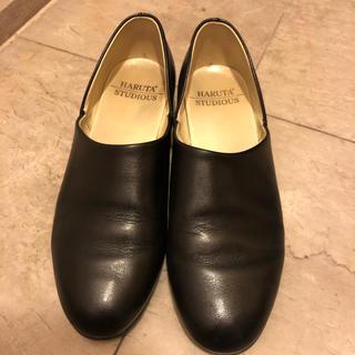ステュディオス(STUDIOUS)のHARUTA×STUDIOUS 本革シューズ(ローファー/革靴)