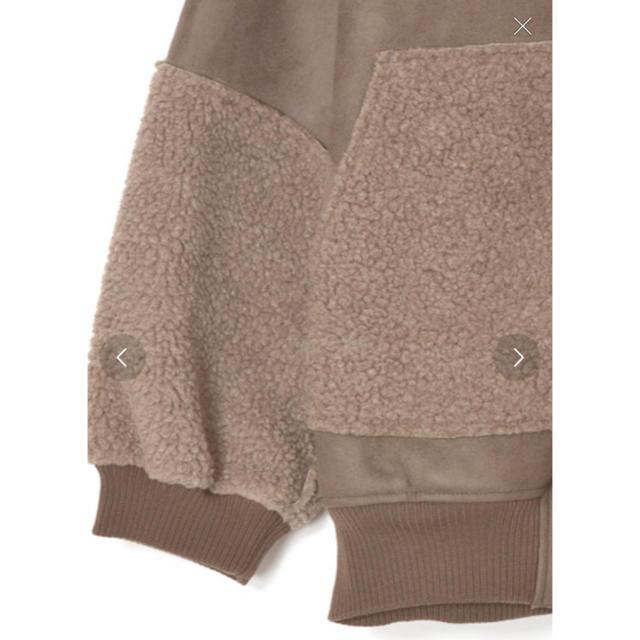 w closet(ダブルクローゼット)のw closet リバーシブルブルゾン レディースのジャケット/アウター(ブルゾン)の商品写真