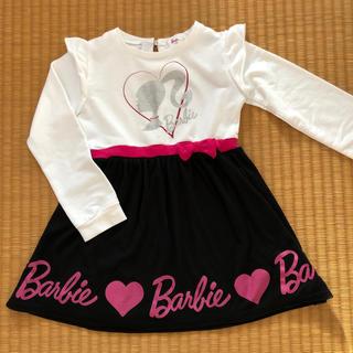 Barbie 長袖ワンピース 120
