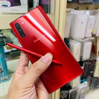 サムスン(SAMSUNG)のダイキ様 Samsung Galaxy Note 10 5G レッド 超美品(スマートフォン本体)