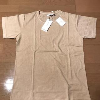 ピーチジョン(PEACH JOHN)の【新品・未使用】JOHN ELLIOTT Tシャツ ライトブラウン色 ほ(Tシャツ/カットソー(半袖/袖なし))