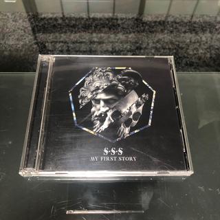 ワンオクロック(ONE OK ROCK)のMY FIRST STORY S・S・S(ポップス/ロック(邦楽))
