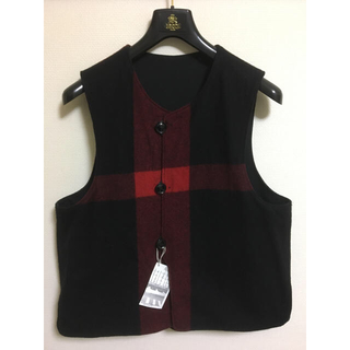 エンジニアードガーメンツ(Engineered Garments)のEngineered Garments Over Vest  L 美品(ベスト)