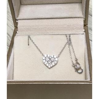 ポンテヴェキオ(PonteVecchio)のポンテヴェキオ ♡ダイヤモンドネックレス(ネックレス)