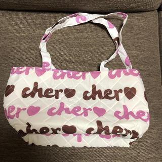 シェル(Cher)の新品未使用 cher トートバッグ(トートバッグ)