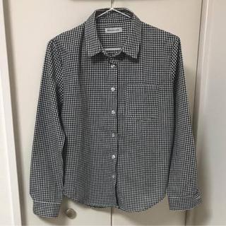 ウィゴー(WEGO)のギンガムチェックシャツ (シャツ/ブラウス(長袖/七分))