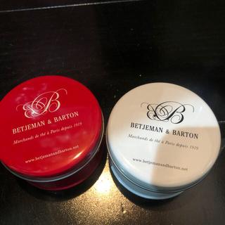 【値引】BETJEMAN & BARTON ベッジュマン&バートン 紅茶(茶)