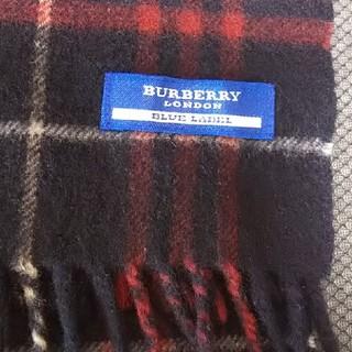 バーバリーブルーレーベル(BURBERRY BLUE LABEL)のバーバリーブルーレーベル  マフラー(マフラー/ショール)