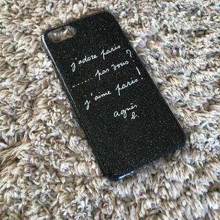 アニエスベー(agnes b.)のアニエスベー ・iPhoneケース(iPhoneケース)