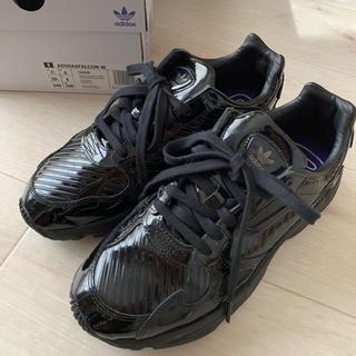 アディダス(adidas)のadidas originals  アディダスファルコン CG6248 24.5(スニーカー)