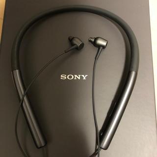 ソニー(SONY)の週末限定 SONY ワイヤレスイヤホン MDR-EX750BT ソニー ハイレゾ(ヘッドフォン/イヤフォン)
