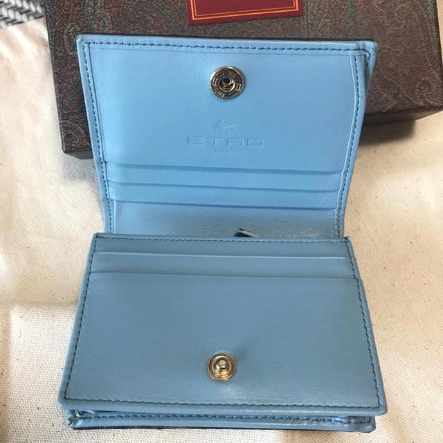 ETRO(エトロ)の超美品 エトロ 財布 レディースのファッション小物(財布)の商品写真