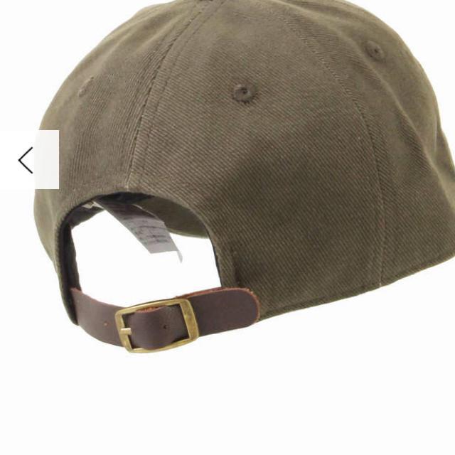 Ungrid(アングリッド)の起毛ツイルキャップ レディースの帽子(キャップ)の商品写真