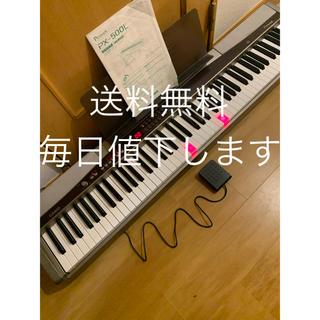カシオ(CASIO)のCASIO Privia プリヴィア  PX-500L 電子ピアノ 88鍵盤(電子ピアノ)