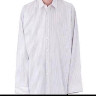 ドレスドアンドレスド(DRESSEDUNDRESSED)のDRESSEDUNDRESSED ストライプシャツ(シャツ)