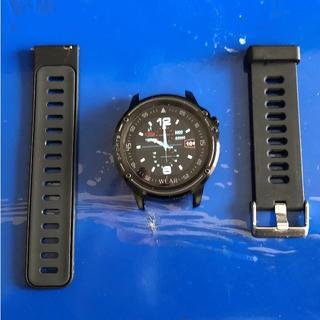 超多機能フルタッチスクリーン ECG スマートフィットネス腕時計(腕時計(デジタル))