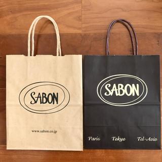 サボン(SABON)のサボン ショップ袋(その他)