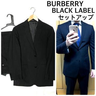 バーバリーブラックレーベル(BURBERRY BLACK LABEL)のBURBERRY BLACK LABEL セットアップ スーツ バーバリー(セットアップ)