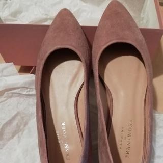 フレームワーク(FRAMeWORK)の靴(ハイヒール/パンプス)