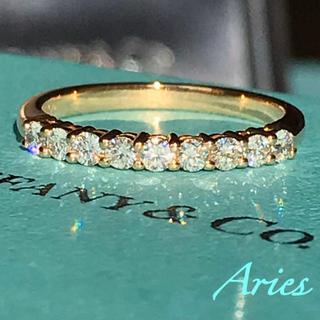 ティファニー(Tiffany & Co.)のティファニー エンブレイス  リング ピンクゴールド(リング(指輪))