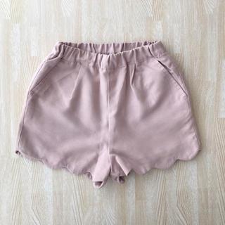 プティマイン(petit main)のお値下げ致しました‼︎petit main ショートパンツ 100サイズ(スカート)