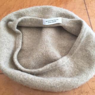 BEAUTY&YOUTH UNITED ARROWS - ベレー帽