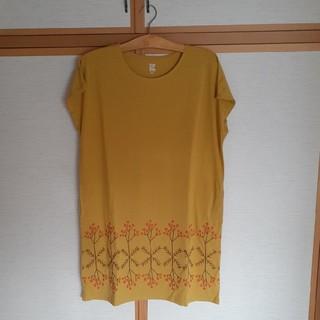 グラニフ(Design Tshirts Store graniph)の新品☆グラニフ 半袖チュニック(チュニック)